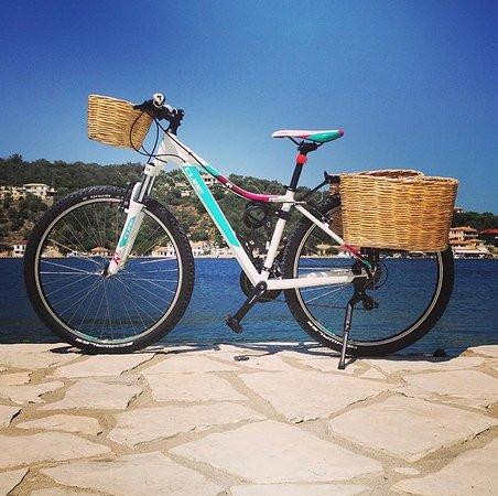 Meg Explorers: Mountain bike