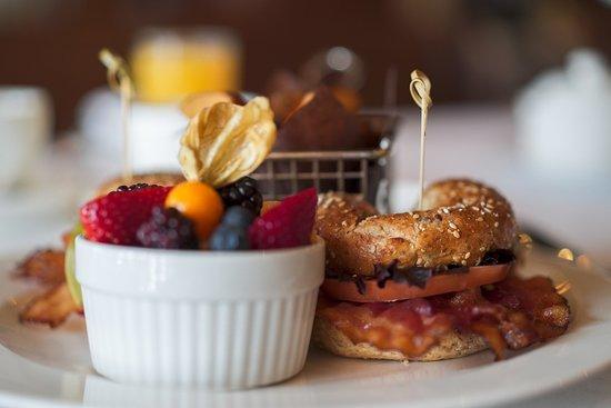 Hotel Quintessence: Déjeuner/Breakfast