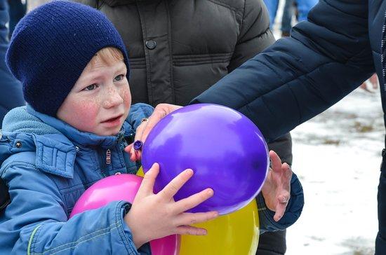 """Beremetskoye, Ukraina: Празднование Масляной в Парке природы """"Беремицкое"""""""
