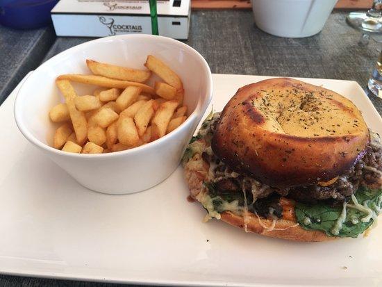 Restaurant Le Vauban: The Burger