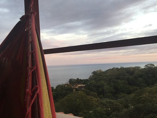 Anamaya Resort & Retreat Center: view from the private terrace