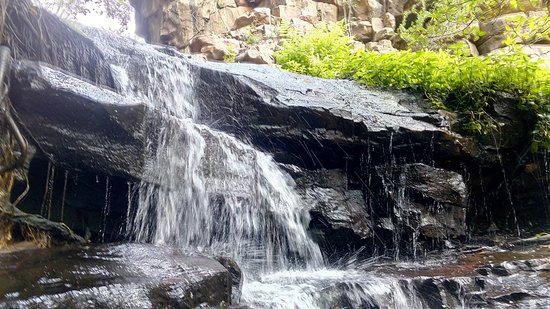 Old Palapye water fall