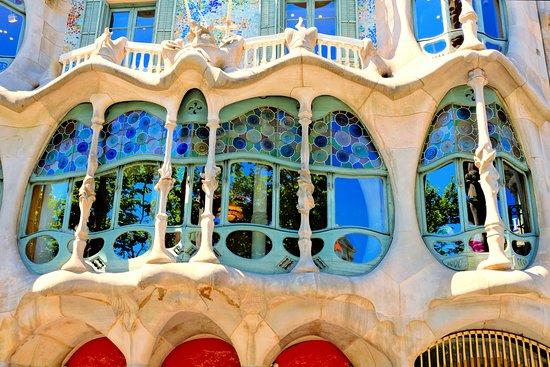 Barcelona, Spain: Gaudi