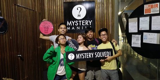 Dating aktiviteter i Manila