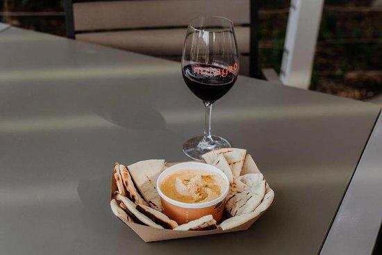 Ramona, CA: Hummus and Pita/ Makenna Brylee Photography
