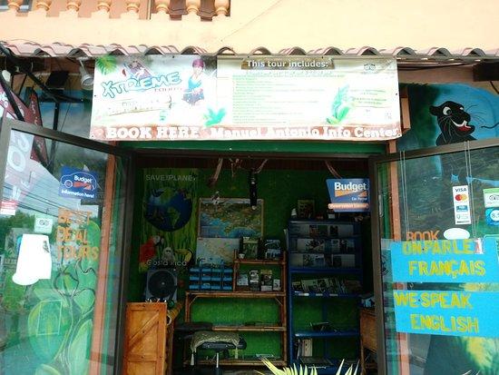 Manuel Antonio Info Center