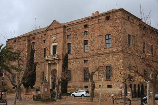 El Palacio del Marques de Santa Cruz