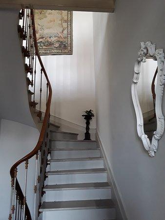 Montée d\'escalier - Picture of 15 Grand Rue, Caux - TripAdvisor