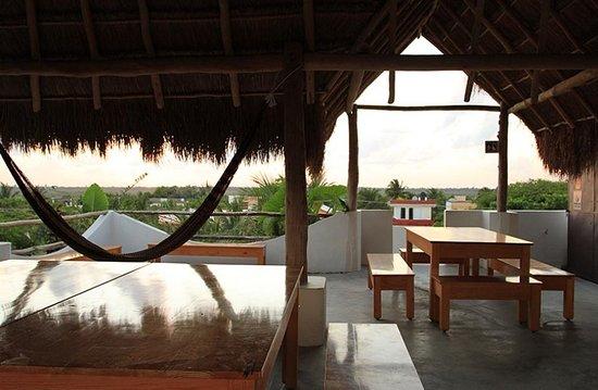 Balcony - Picture of Casa Om, Puerto Morelos - Tripadvisor