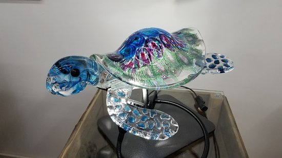 Moana Glass by Ryan Staub