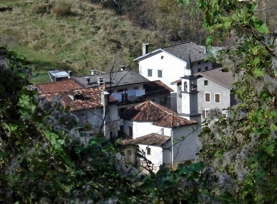 Villaggio di Soffranco: Vista dell'abitato