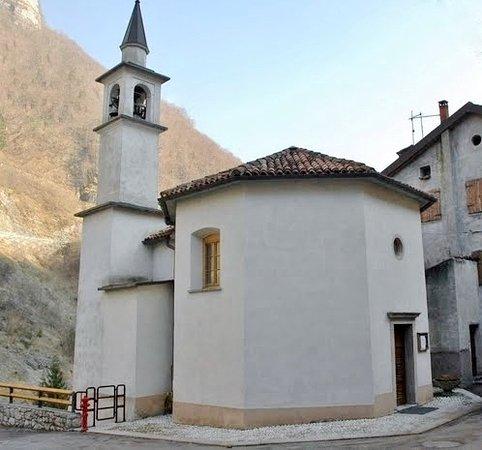 Villaggio di Soffranco: La chiesetta cinquecentesca