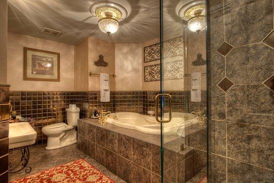 Orange, VA: Ask Anna bathroom