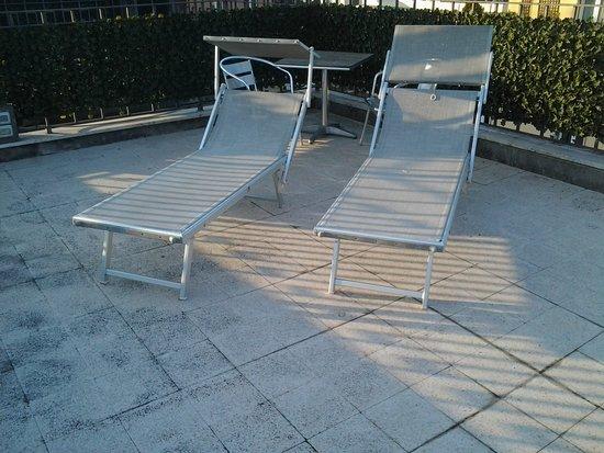 Relais 6: terrazza privata