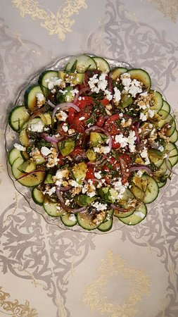 East Marion, NY: Morniing Salad Yummy