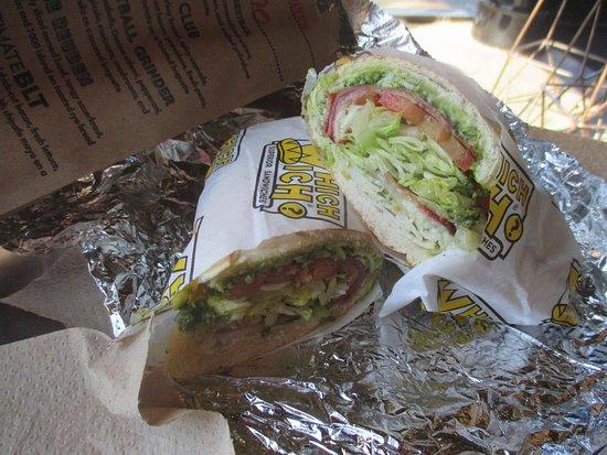 Blaine, MN: Italian Sandwich $ 7.95