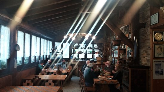 Bergamo tartomány, Olaszország: una delle due sale principali