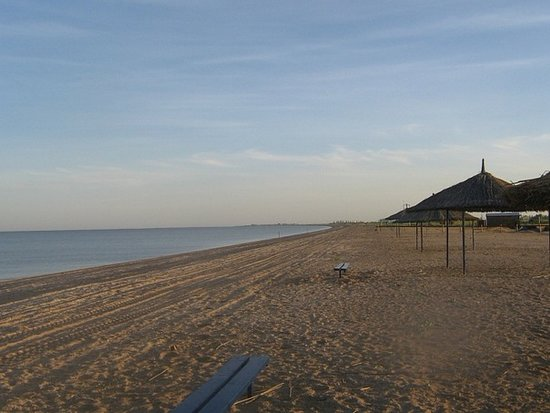 Dolzhanskaya, Rosja: Азовское море! станица Должанка