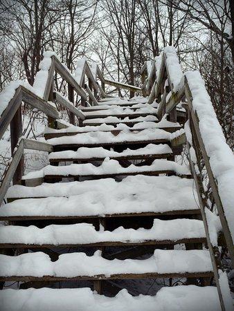 Exeter, Kanada: winter time