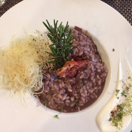 Возможно лучший ресторан в Словении.