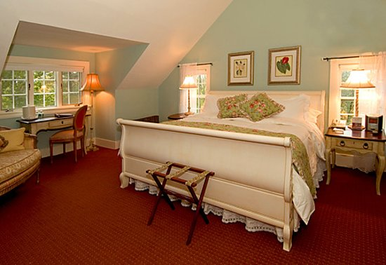 York Harbor, Μέιν: Luxury Room with King bed in our Harbor Crest
