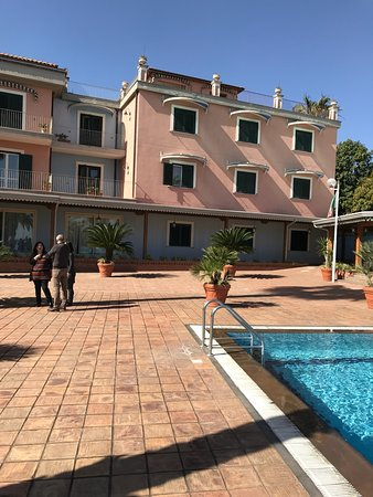 Hotel Orizzonte - Acireale: grandi spazi