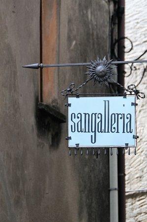 Galleria all'aperto dell'affresco di Arcumeggia, Casalzuigno : Gran Tour