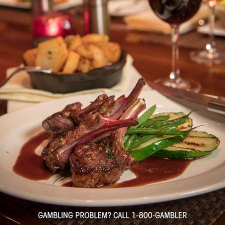 Bensalem, PA: Grilled Lamb Chops