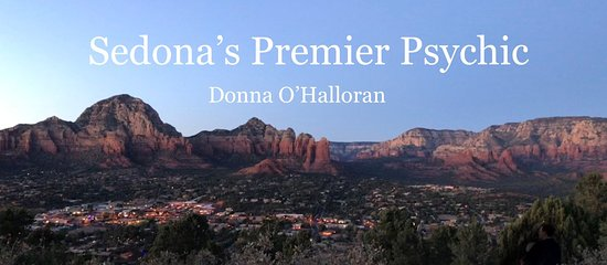 Donna O'Halloran Channel and Healer