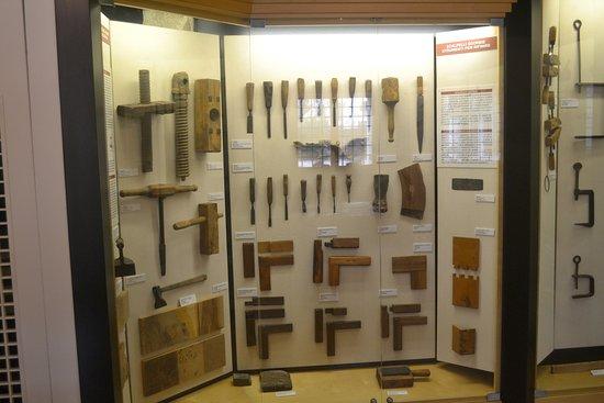 Museo Etnografico sulla Lavorazione del Legno