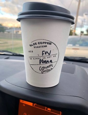 Belmont, Australia: Clever Coffee cups