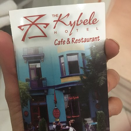 Kybele Hotel: We could all learn a thing or two about hospitality from your staff! Wonderfully warm and welcom
