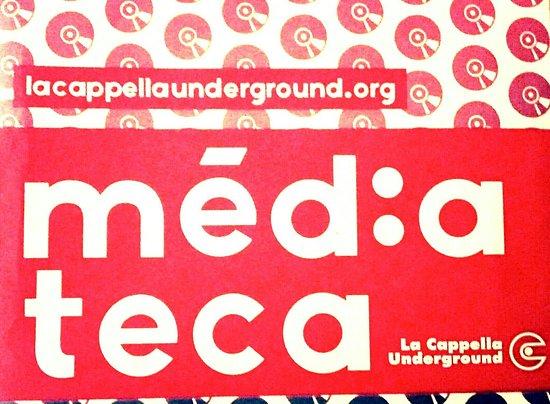 Mediateca La Cappella Underground