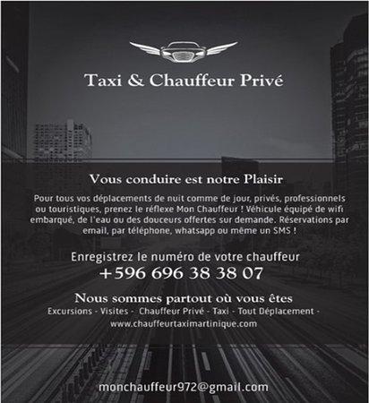 Taxi Martinique MTTCVS Fort De France