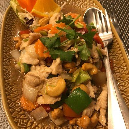 Dao's Bar & Thai Restaurant: Fantastiskt god och vällagad mat!