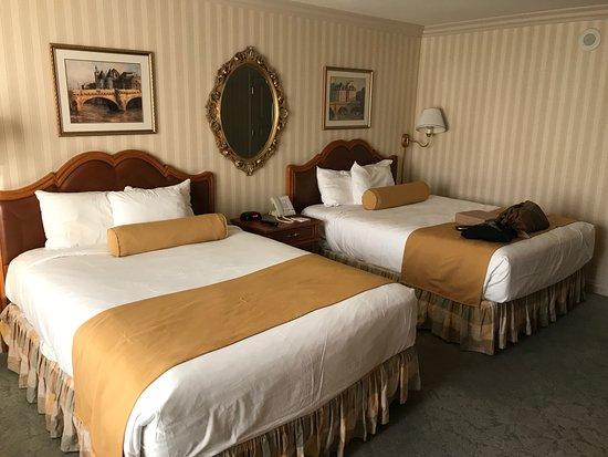 PARIS LAS VEGAS HOTEL & CASINO - UPDATED 2019 Resort Reviews