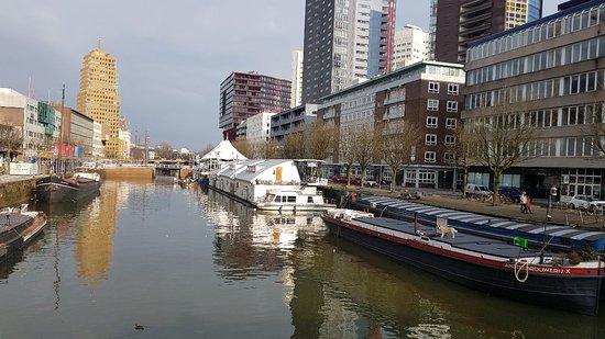 H2OTEL Rotterdam - Picture of H2OTEL Rotterdam, Rotterdam ...