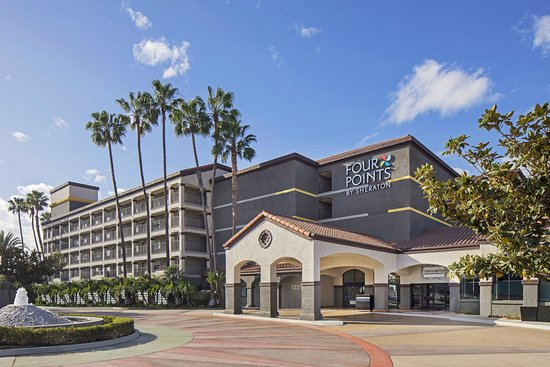 Four Points by Sheraton Anaheim: Exterior