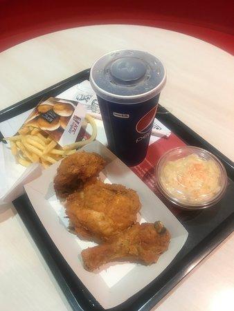 3er Box Picture Of Kentucky Fried Chicken Cologne Tripadvisor