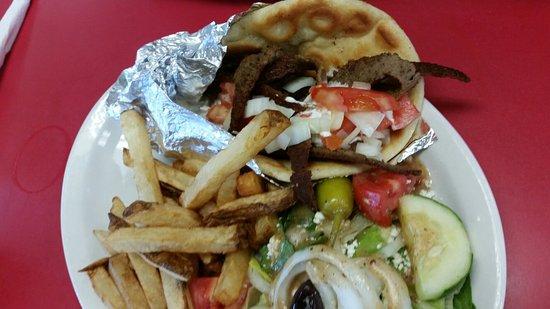 Jimmy's Greek American Grill: 20180305_114937_large.jpg