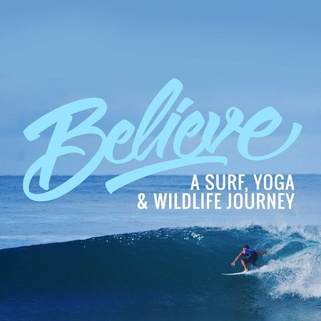 Believe Surf and Yoga