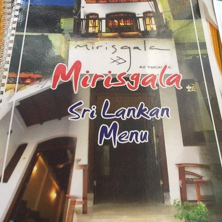 Mirisgala Restaurant: photo5.jpg