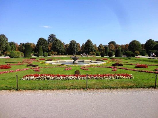 Gärten von Schönbrunn: Jardins do Parque do Palácio de Schonbrunn