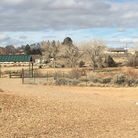Cortez, CO: We are kind of dog park connoisseurs, as we travel quite a bit. We tend to judge a town by its d