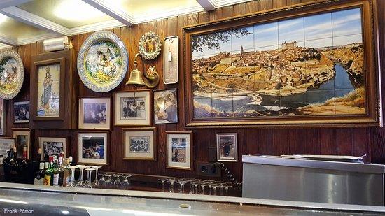 Bar Restaurante Ludena: Bar Ludeña