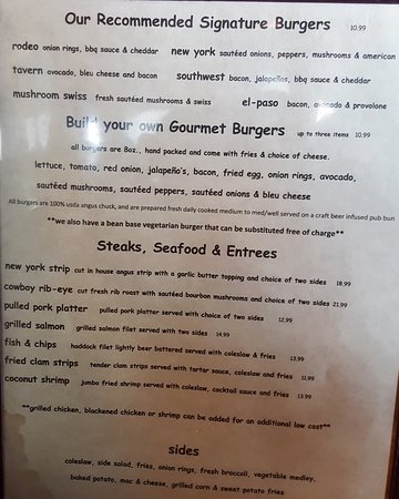 Tolland, CT: Burgers