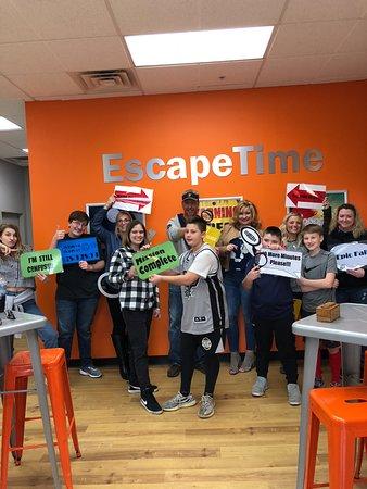 EscapeTime: Escapees