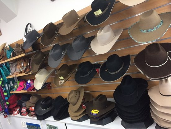 Western hats - Picture of Corals City 2 Country 1f519042d32