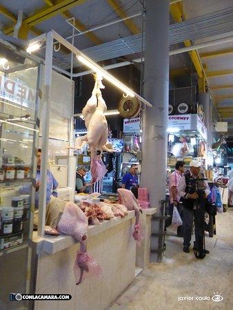 Mercado de San Juan: Guajolotes..