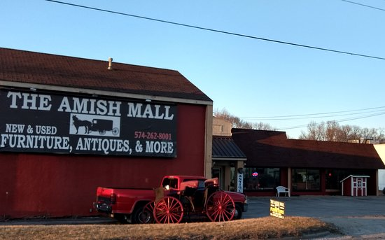 ‪The Amish Mall‬